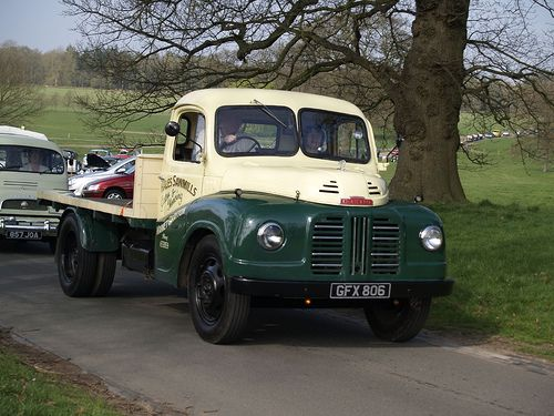 Austin Flatback Truck - 1953 by Peter Barker Flickr Search: austin truck | Flickr - Photo Sharing!
