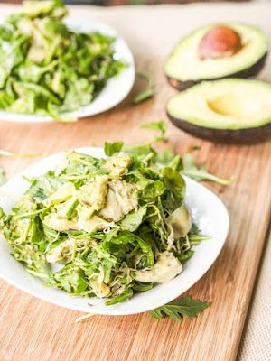 Artichoke, Avocado and Alfalfa Salad {Gluten-Free, Vegan} Recipe on Yummly. @yummly #recipe