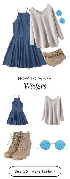 Combinación botas con vestido