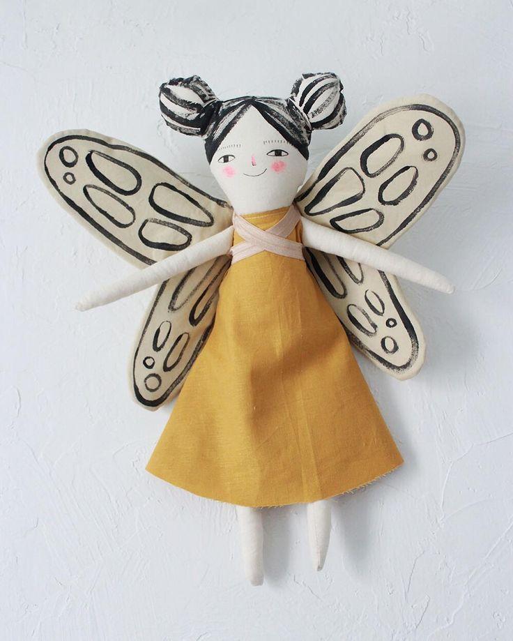fairy doll @mer_mag | merrileeliddiardshop.com