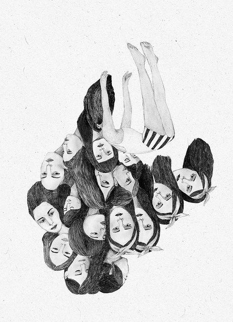 Tokie Lin #TokieLin #illustration