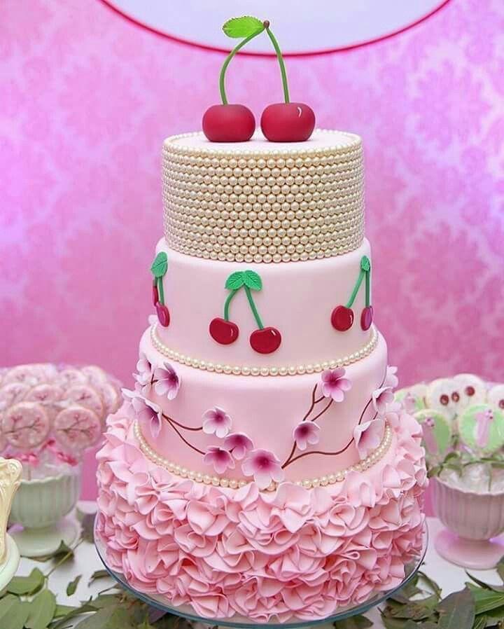 Amazing Cherry Cake