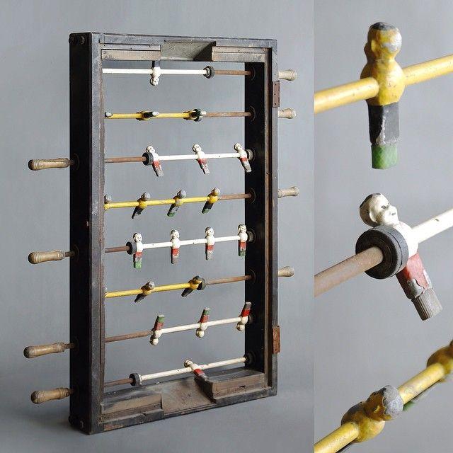 50lerden #Langirt  #tablesoccer from #50s  #Vintage #Mobilya #Dekorasyon  #Furniture #Decoration #Oyuncak #Toy #KarakoyJunk #Junk