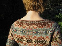 beautiful, a Raveler's personal pattern/project