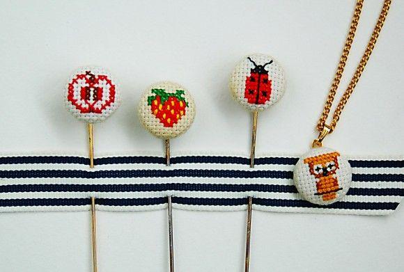 Free mini Cross-Stitch Patterns