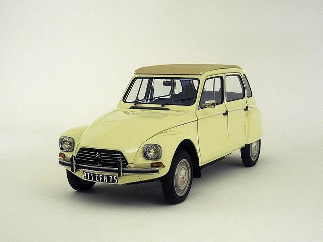 Citroën Dyane 6 (1967-1983)