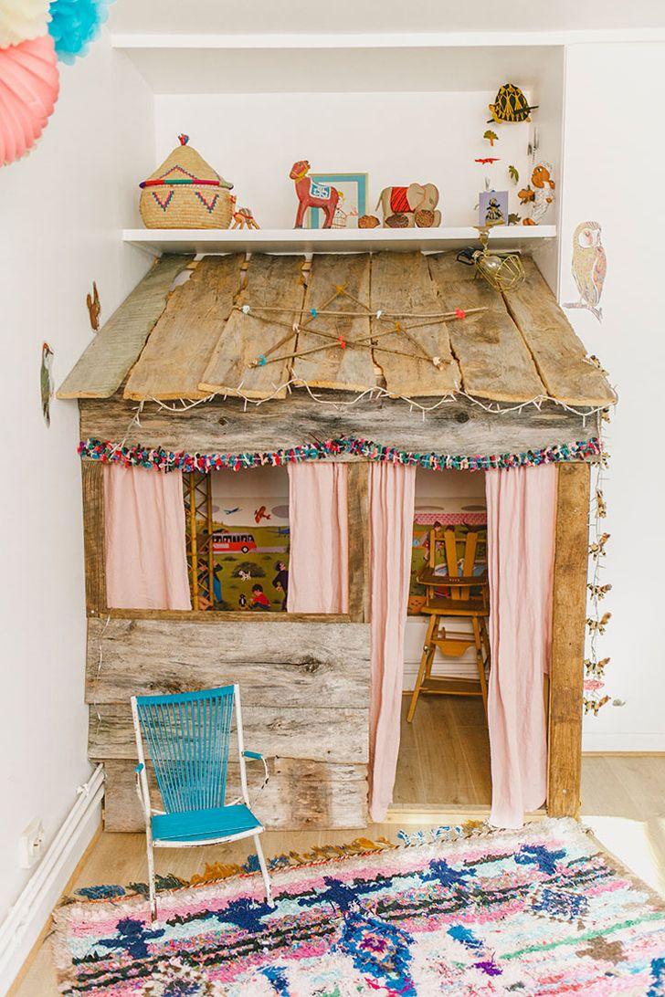 M s de 25 ideas incre bles sobre dormitorio del bosque en for Dormitorio infantil bosque