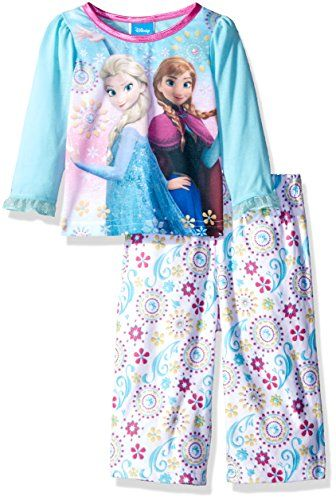 cff317170a80 Baby Girls  Frozen 2-Piece Pajama Set