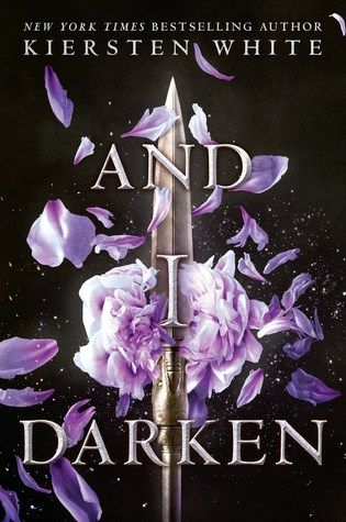 In case you missed it in 2016: Check out this must-read young adult book: Kiersten White's And I Darken.