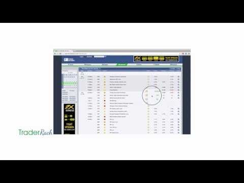 """How to set up and use the Forex Factory calendar for scheduled economic news events plus a HIDDEN TRAP. Sign up for """"10 Powerful Lessons for Forex Trading Success"""" (free) at http://www.traderrach.com/newsletter/ Note: Select to play in HD quality for a clearer picture. #forex #trading"""