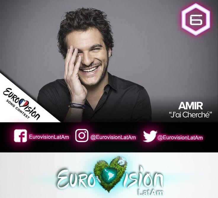 BY:  https://www.instagram.com/alejoojeda eurovision LATAM OFICIAL  AMIR