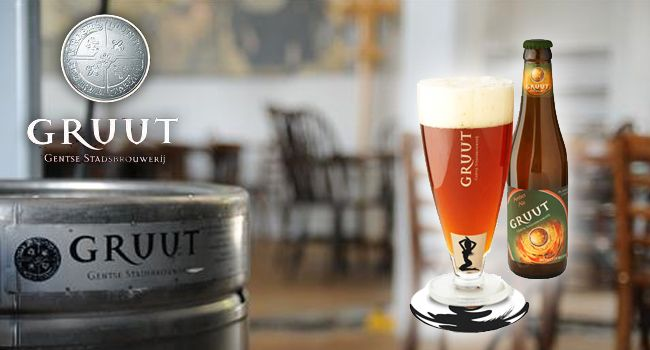 gruut amber -  Stadsbrouwerij Gruut – Gent