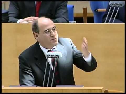(1) Rede im Bundestag von Gregor Gysi 1998 zur Einführung des Euro - YouTube