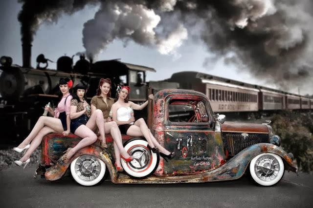 American Rat Rod Cars & Trucks For Sale: October 2013