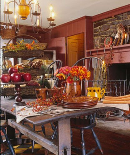 Colonial Home Decorating Ideas: 17 Best Images About DINING ROOMS On Pinterest