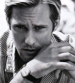 Alexander Skarsgård turns into the love of my life when he plays Eric Northman on #TrueBlood ♥