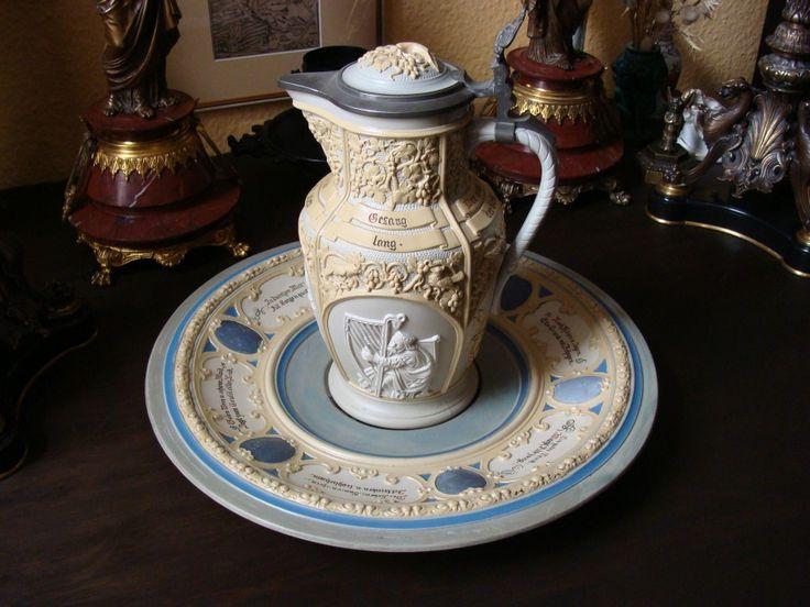 die besten 25 steingut teller ideen auf pinterest keramik geschirr geschirrset keramik und. Black Bedroom Furniture Sets. Home Design Ideas