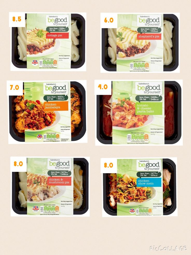 Sainbury 39 s be good to yourself ready meals slimming Slimming world recipes for 1 person