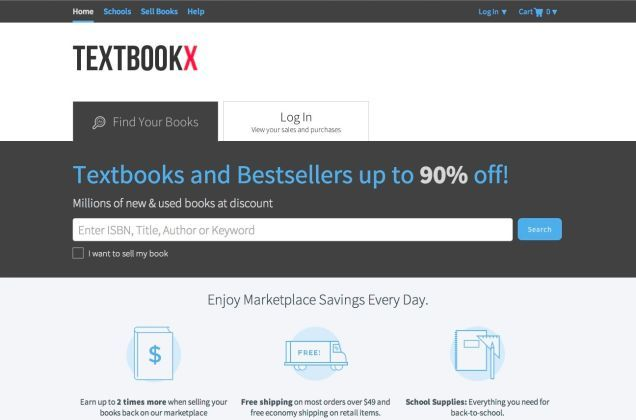 What's the Best Site to Buy Cheap Textbooks?