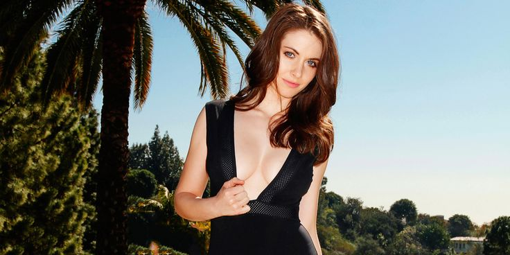 Alison Brie Esquire 105 best images about ...