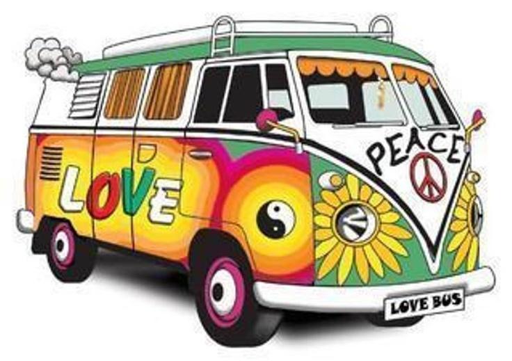 love bus hippie bus pinterest buses and love. Black Bedroom Furniture Sets. Home Design Ideas