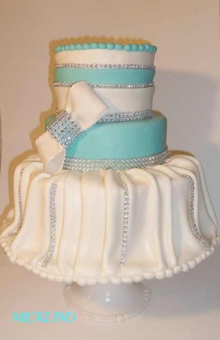 wedding cake turquoise 652 best images about 3 tier wedding cakes on 26731