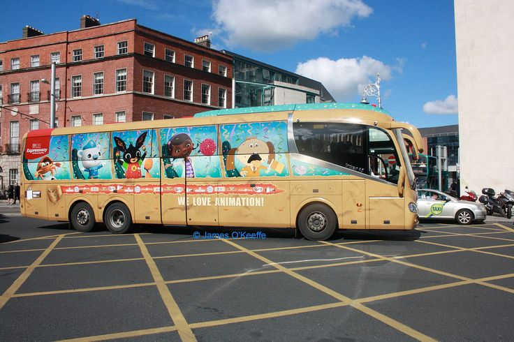 https://flic.kr/p/zpoDjp   Bus Eireann SE39 (151D6215).   Bus Eireann (Waterford) Scania / Irizar i6 SE39 (151D6215) at Busaras, Dublin, 15th September 2015.  It carries a wrap for ID2015 - Brown Bag Films.