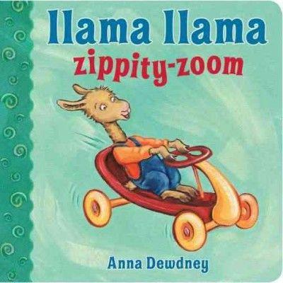 Llama Llama Zippity-Zoom (Llama Llama Board Books)