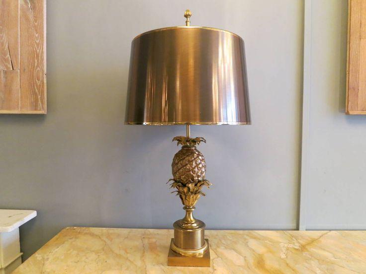 Maison charles pineapple lamp