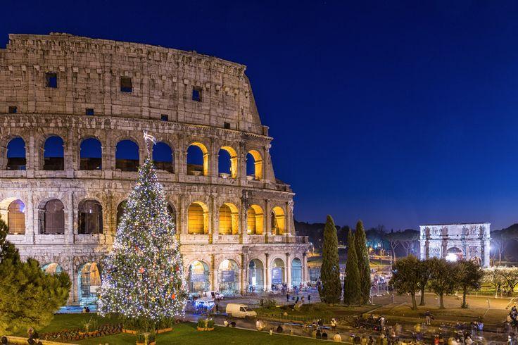 1_Joulumatka_2017_Rooma_ja_Umbria_tervetuloa_Roomaan