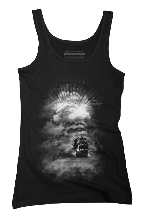 The End of the World II Womens Tank Top