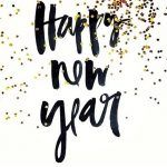 Happy New Year. 2016….