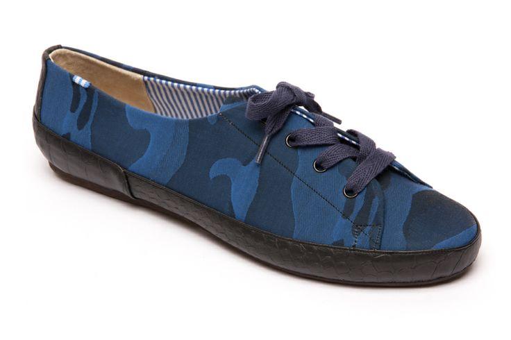 Bianca Military Blue