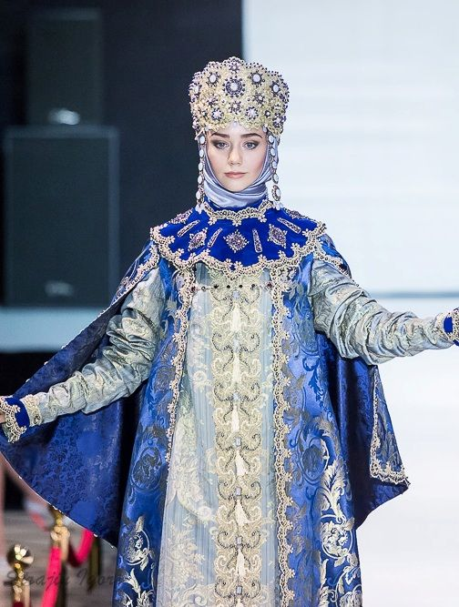russian garb