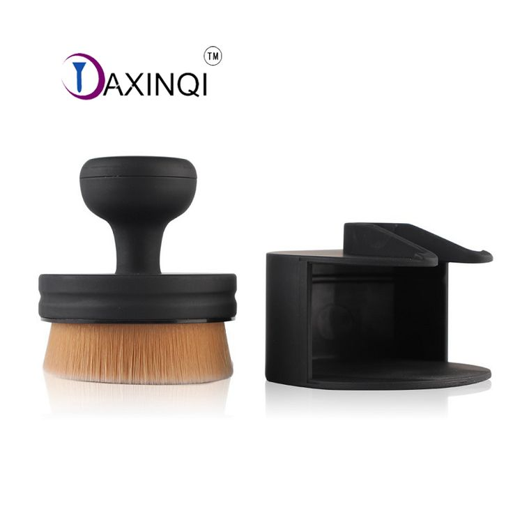 DAXINQI brand single big round seal brush for makeup contour concealer brush poeder foundation liquid beauty tools