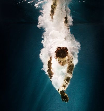 http://www.gettyimages.com/detail/photo/male-swimmer-under-water-with-bubbles-high-res-stock-photography/108424879 Male Swimmer Under Water With Bubbles Stock Photo 108424879