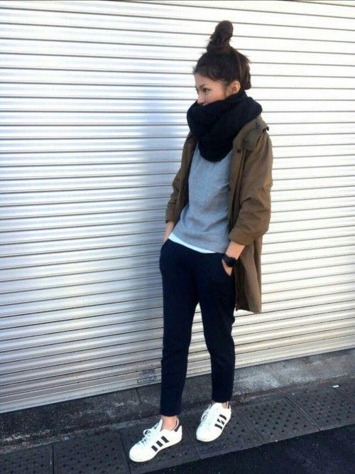 yuko|UNIQLOのニット・セーターを使ったコーディネート - WEAR