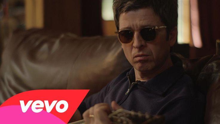 Video premiere Noel Gallagher's High Flying Birds - Riverman