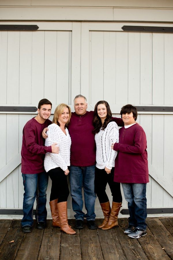 Fall/Winter Time Family Photos | Urke Photography