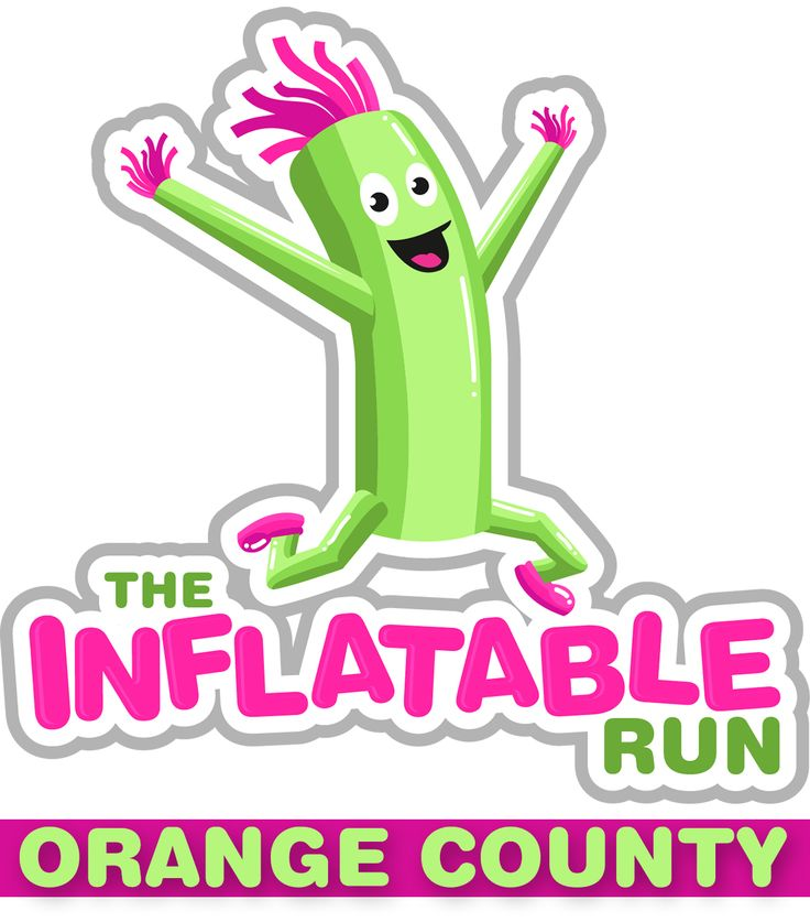 The Inflatable Run is a fun family event with a kid-friendly 5k inflatable obstacle course plus fun games, shows, and attractions in the festival area. Click to learn more about the Orange County event.
