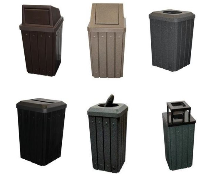 17 best images about commercial trash can blog on for Commercial bathroom trash cans