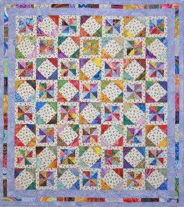 MANY FREE jelly roll patterns.