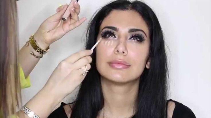 Eid Makeup Tutorial with @Nazanasghar   Makeup