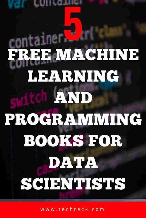 Developing yourself as a data scientist is a huge investment of time and energy.. Get these free Packt eBooks for beginners and advanced learners of Python, Data Analysis, and Machine Learning. #machinelearning #ebook #artificialintelligence – Anh