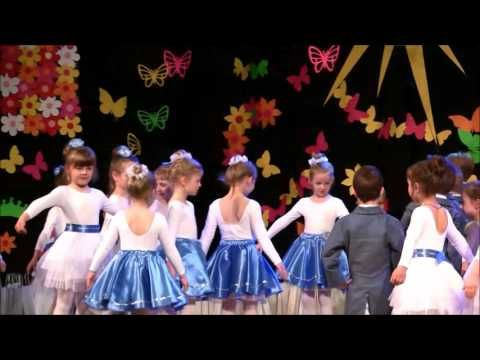 Marsz Radeckiego - Mistrzostwa Tańca Przedszkolaka 2016 - Przedszkole Św. Anny w…