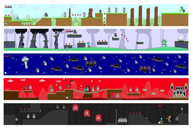 Diseño de Videojuego:  Docente: Vanesa Ponce  Alumno: Carlos A. Perimbelli
