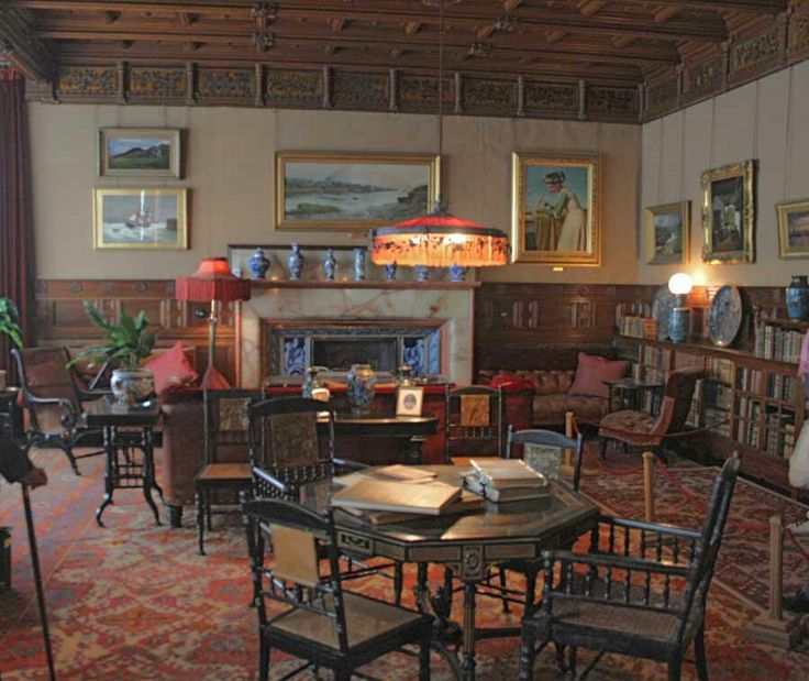 National Arts Club Dining Room: 140 Best Images About CRAGSIDE HOUSE On Pinterest