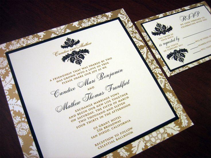 The 25 Best Unique Wedding Invitation Wording Ideas On Pinterest