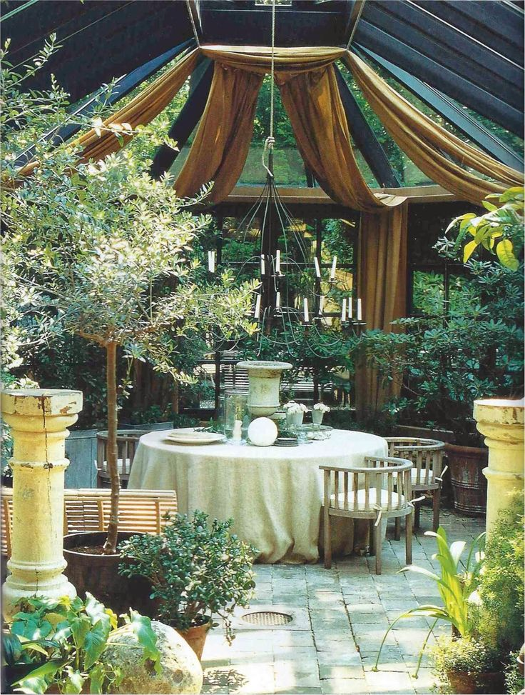 92 Best Images About Garden Design - Porches, Patios And Verandas