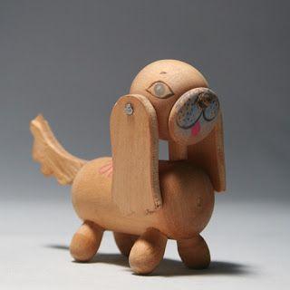 hond design Kay Franck Finland